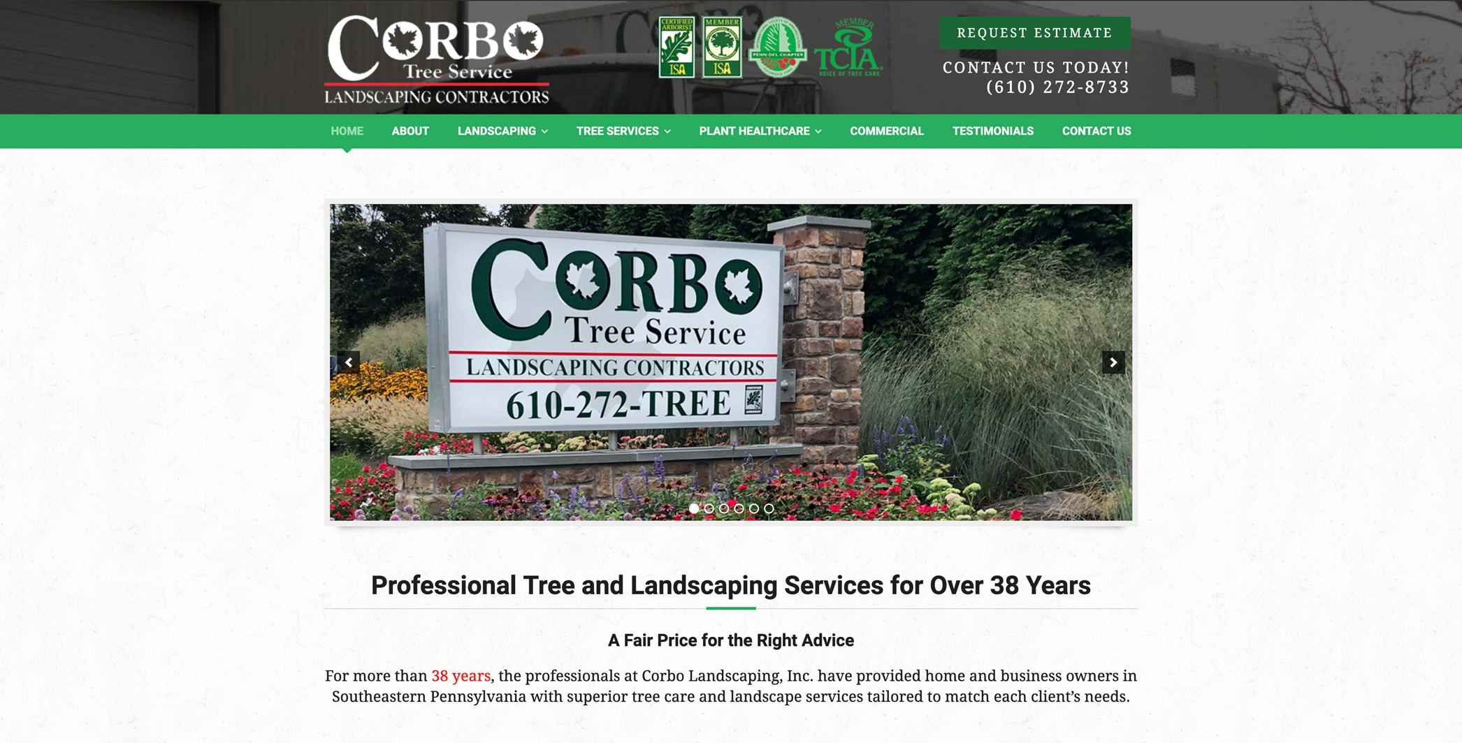 Corbo Tree & Landscaping